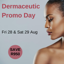 Dermaceutic Promo Day - Aug 20