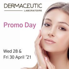 Dermaceutic Promo Day - April 21